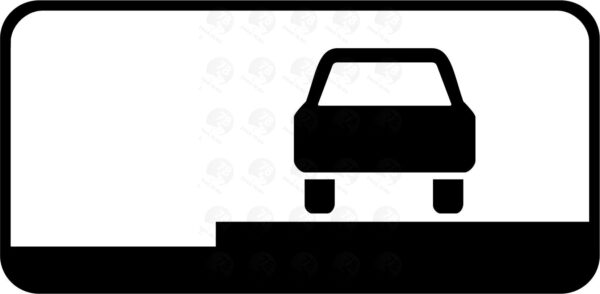 Способ постановки транспортного средства на стоянку 8.6.3