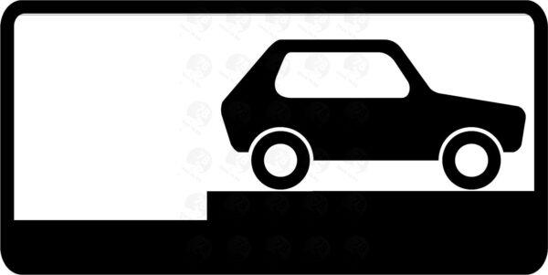 Способ постановки транспортного средства на стоянку 8.6.9