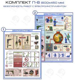 Безопасность работ с электроинструментом