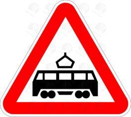 Пересечение с трамвайной линией 1.5